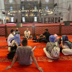 Free Tour Suleymaniye Mosque