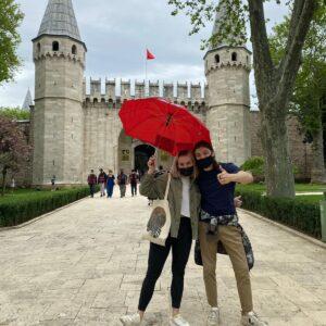 free tour topkapi